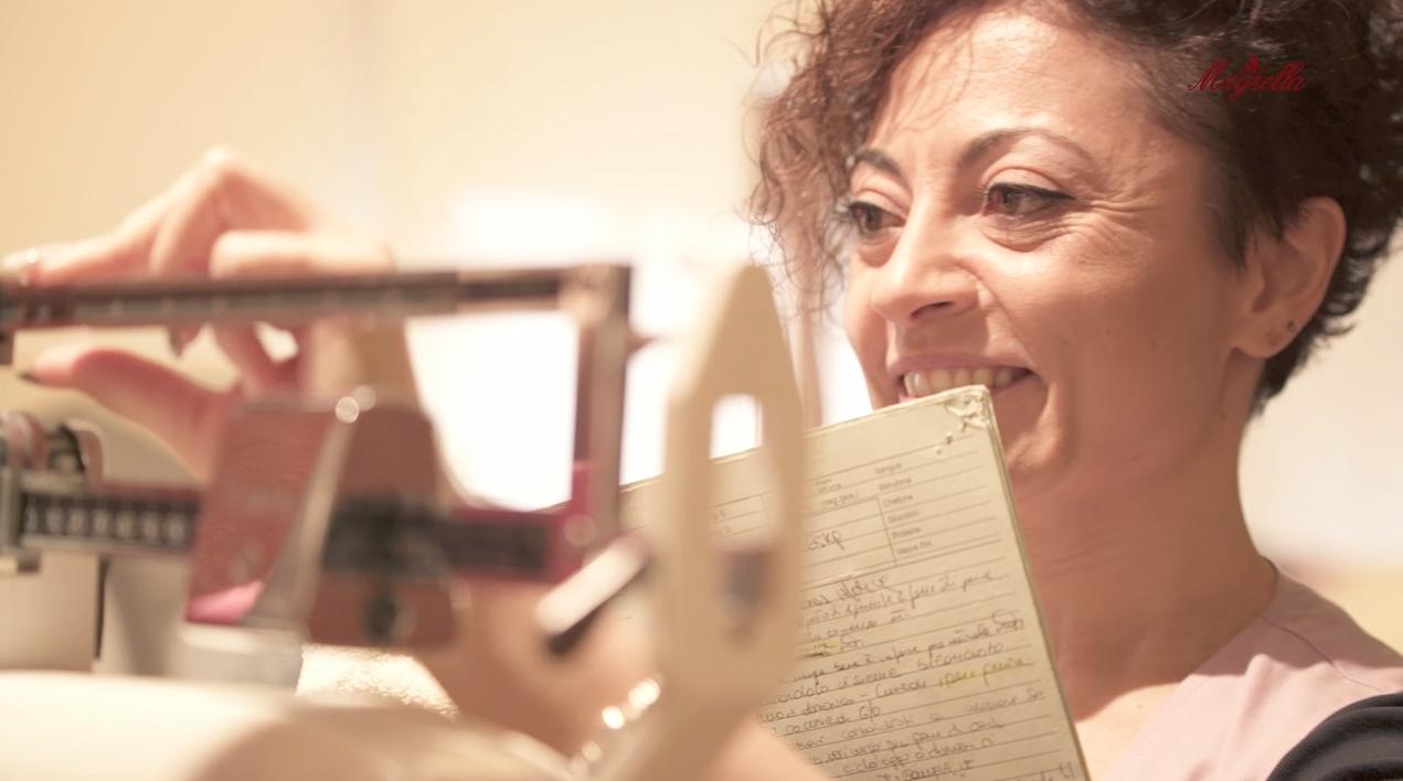staff Maria teresa Magrella Ferrara centro dimagrimento clinica per dimagrire dieta facile veloce perdere peso