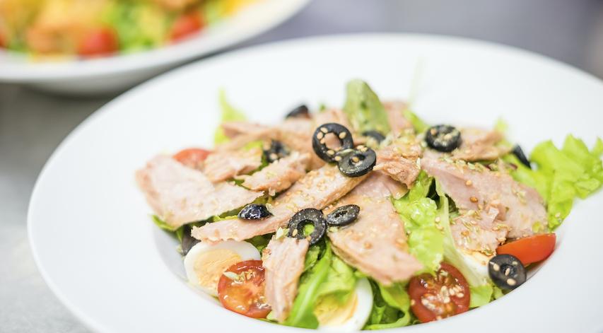 Centro dimagrimento dieta perdere pesa ferrara palestra dimagrire Magrella ricetta light tonno