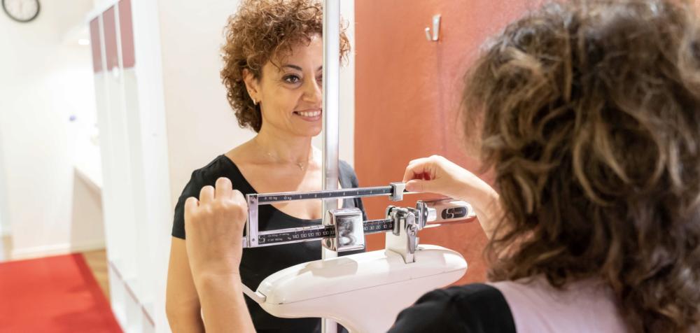 clinica dimagrimento veloce ferrara programma dieta mediterranea magrella fe