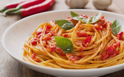 Magrella Ferrara ricette light leggere dieta centro dimagrimento spaghetti