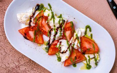 Pomodori e mozzarelle Magrella Ferrara centro dimagrimento clinica per dimagrire dieta facile veloce perdere peso