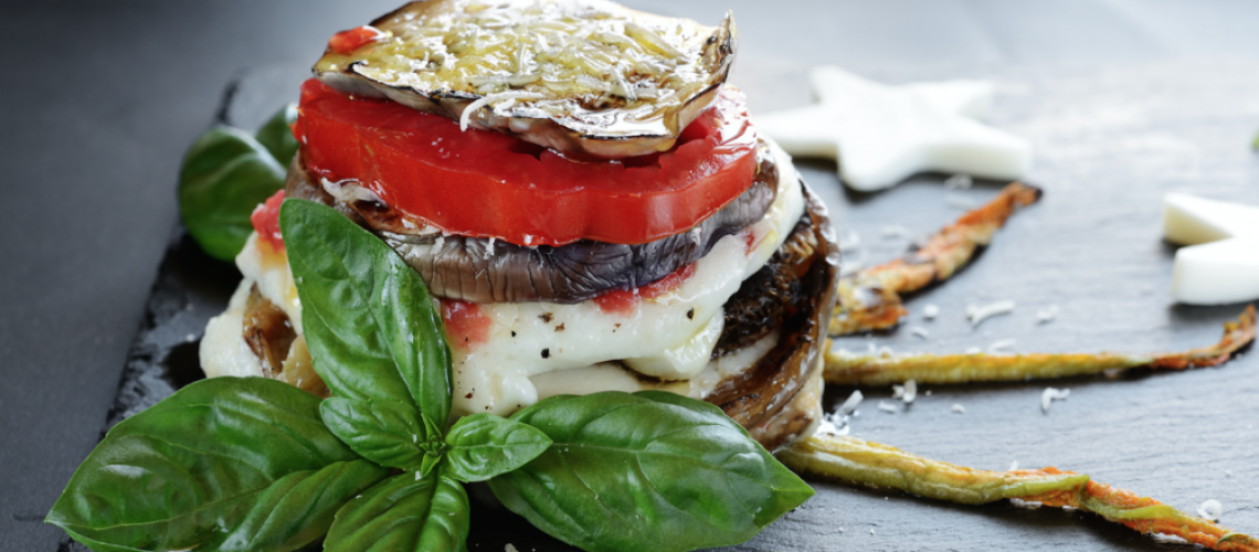 melanzane Magrella Ferrara ricette light leggere dieta centro dimagrimento