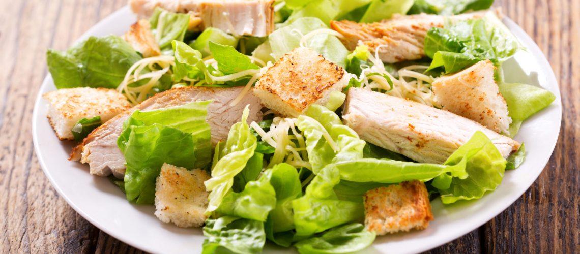 ceasar salad Centro dimagrimento dieta perdere pesa ferrara palestra dimagrire Magrella benessere