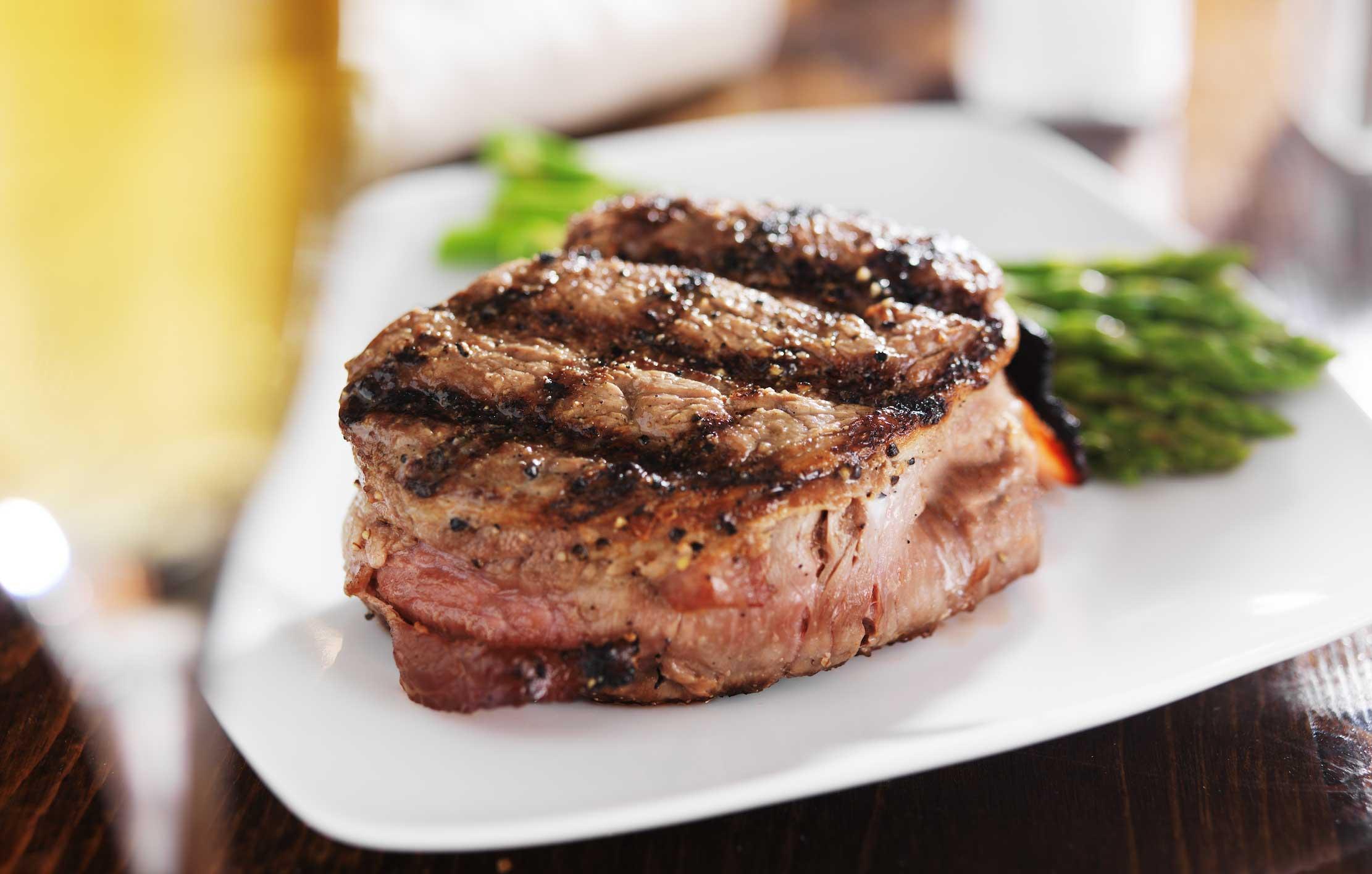 filetto di carne fe ricette light programma dieta mediterranea perdere peso velocemente clinica di dimagrimento centro ferrara magrella