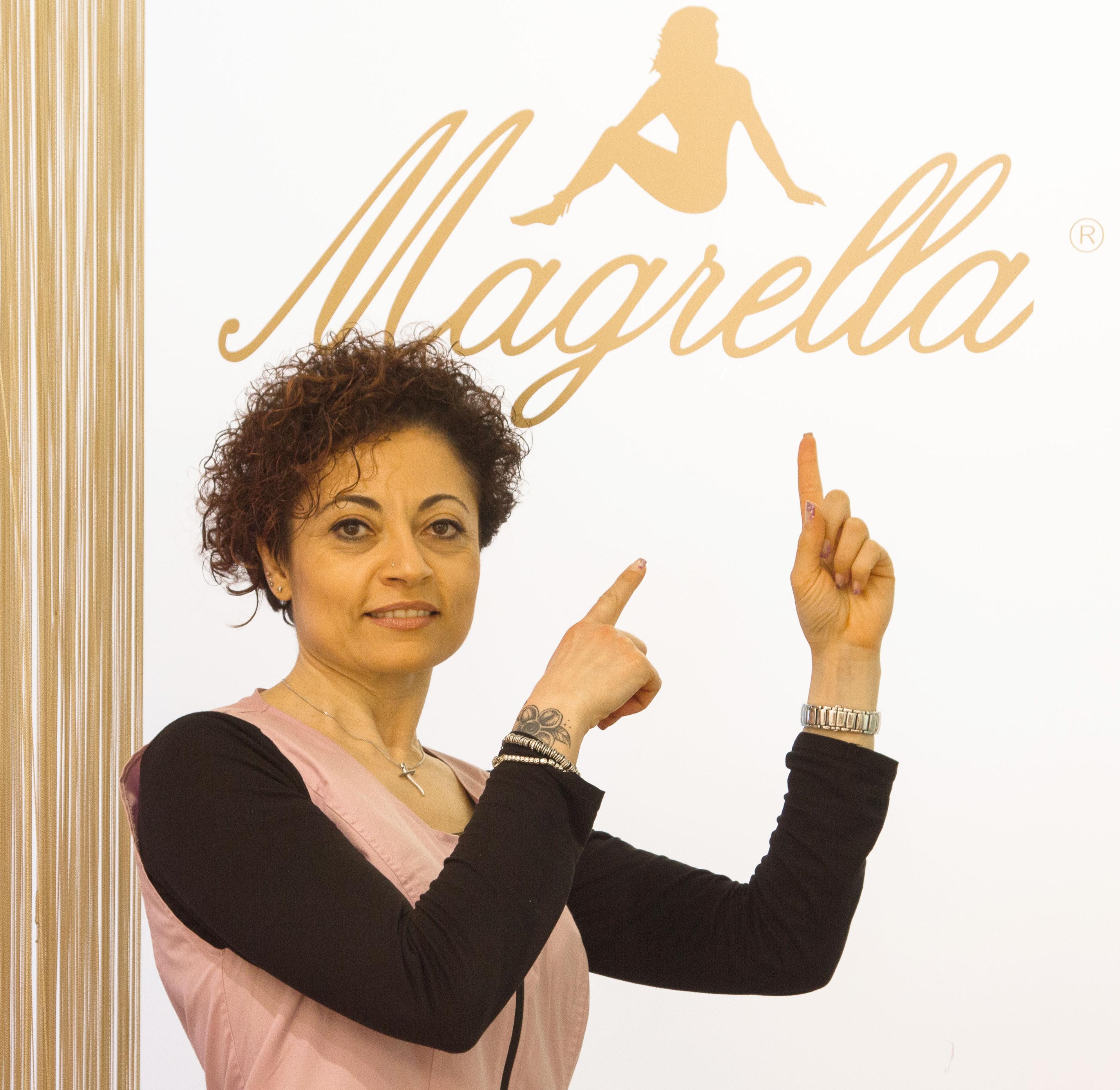 Centro dimagrimento dieta perdere pesa ferrara palestra dimagrire Magrella benessere insegna