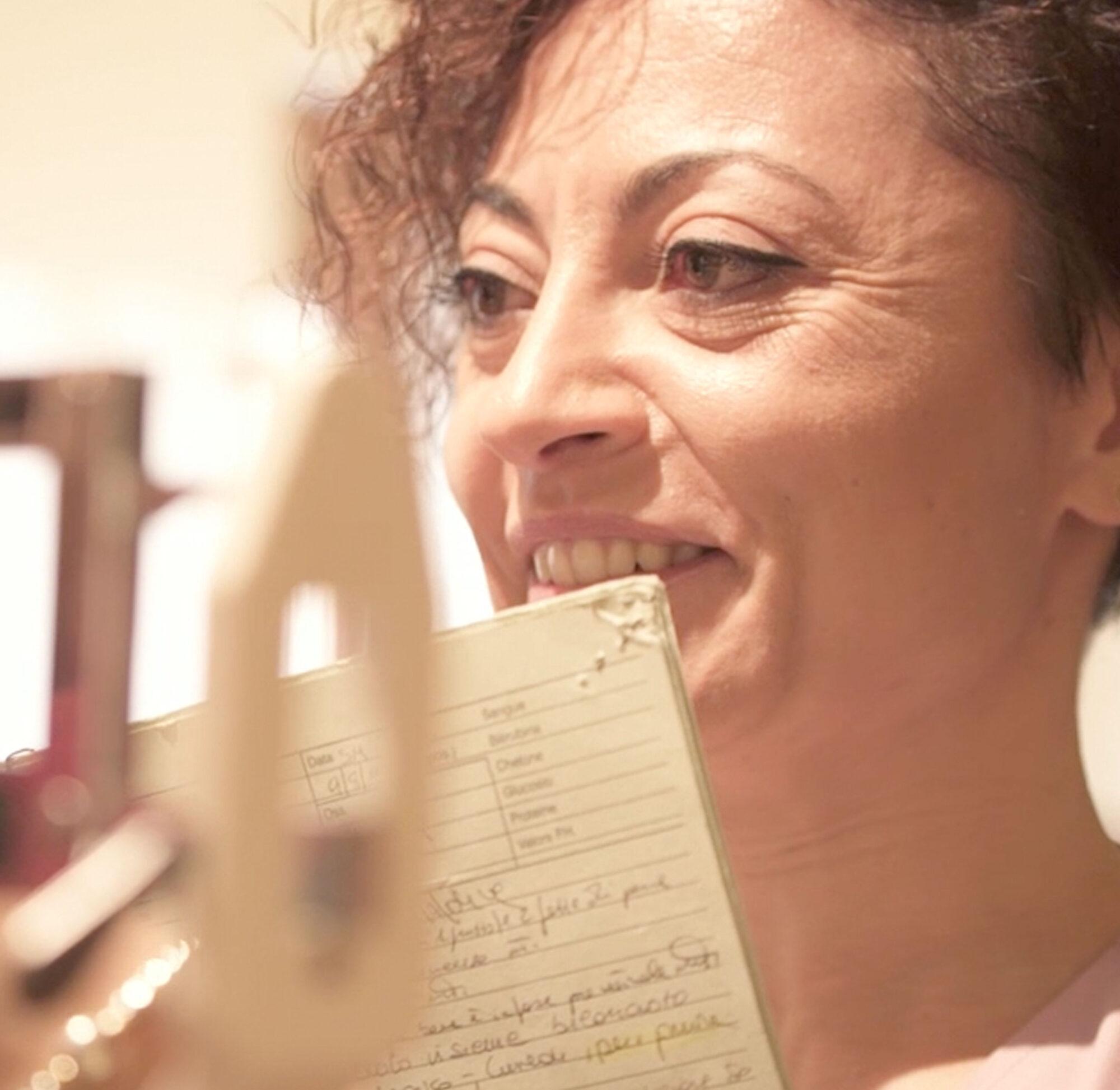 maria teresa Magrella Ferrara ricette light leggere dieta centro dimagrimento