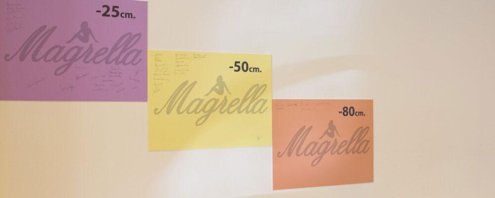 perdi 20 50 80 cm Magrella Ferrara centro dimagrimento clinica per dimagrire dieta facile veloce perdere peso ricette light
