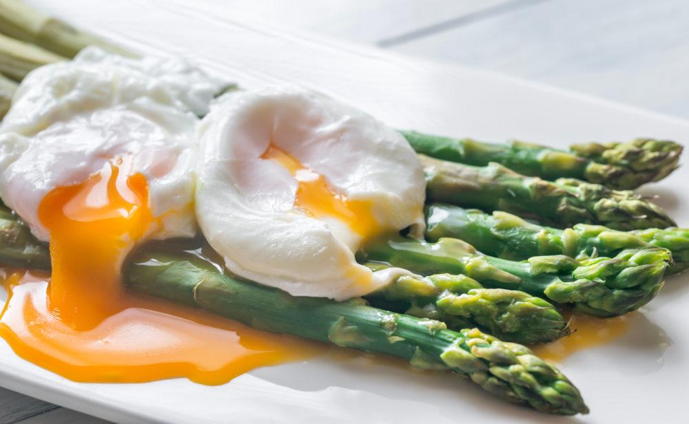 ricette light magrella ferrara dimagrire con gusto uova asparagi