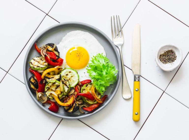 uova verdure ricette light vegetariane Centro dimagrimento dieta perdere pesa ferrara palestra dimagrire Magrella