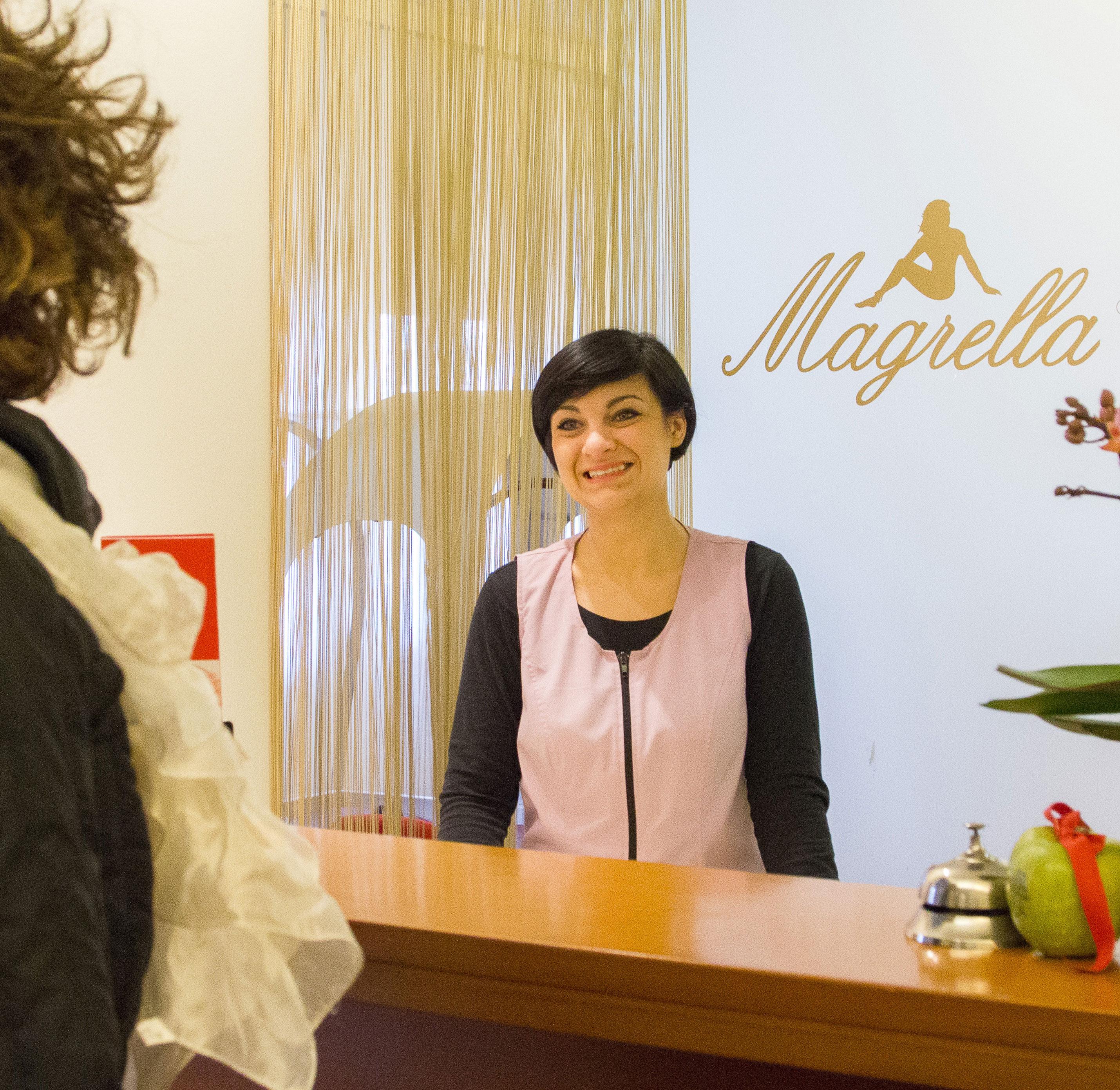 accoglienza Magrella Ferrara centro dimagrimento clinica per dimagrire dieta facile veloce perdere peso ricette light